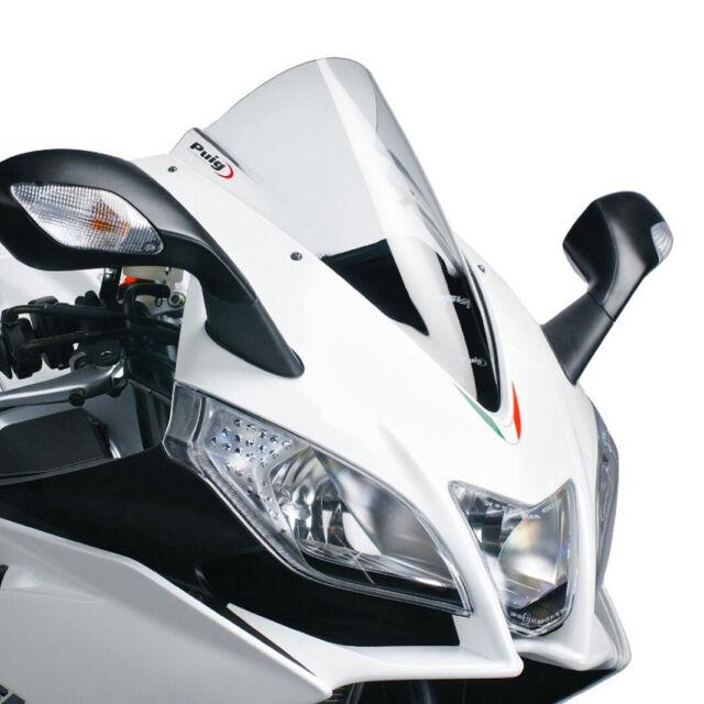 PUIG SCREEN Z-RACING APRILIA RS4 50 11-18 CLEAR