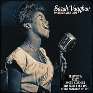 Sarah-Vaughan-Sophisticated-Lady-CD-NEUF