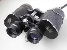 Carl Zeiss Jena Jenoptem 7x50W Wide-Angle Binoculars Made in DDR S/N-4187212