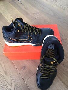 b36e2856eca2 Image is loading Nike-Zoom-Kobe-IV-Del-Sol-Size-12-