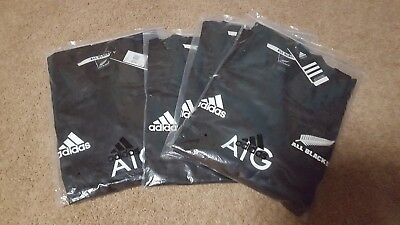 New Zealand All Blacks 2017 Rugby Union Jersey Sizes S-4XL! Clearance sae