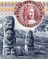 COLOMBIE billet neuf de 10 PESOS DE ORO Pick407g  SITE ARCHEOLOGIQUE