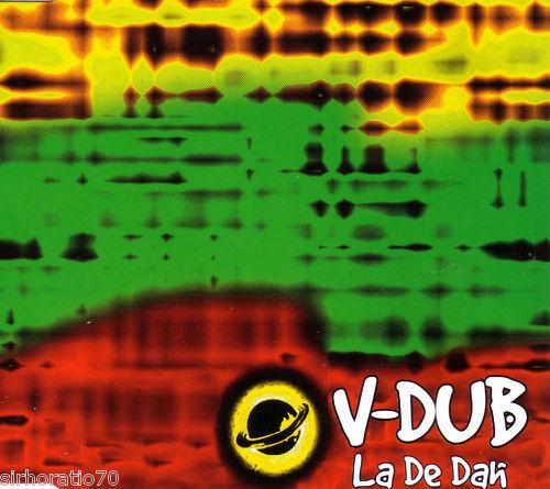 V-DUB La De Dah OZ 3 track CD NEW Chad Wackerman