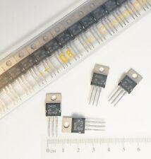 50x Ge Rca D44d5 100 Volt 125 Watt High Gain Npn Darlington Power Transistors
