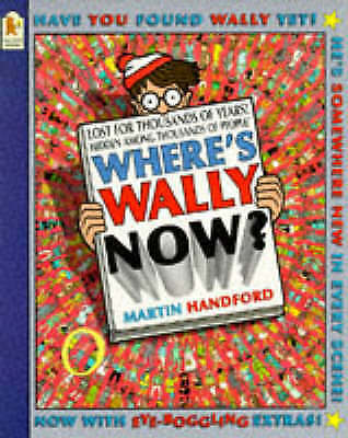 1 of 1 - Good, Where's Wally Now?: 10th Anniversary Special Edition (Where's Wally?), Han