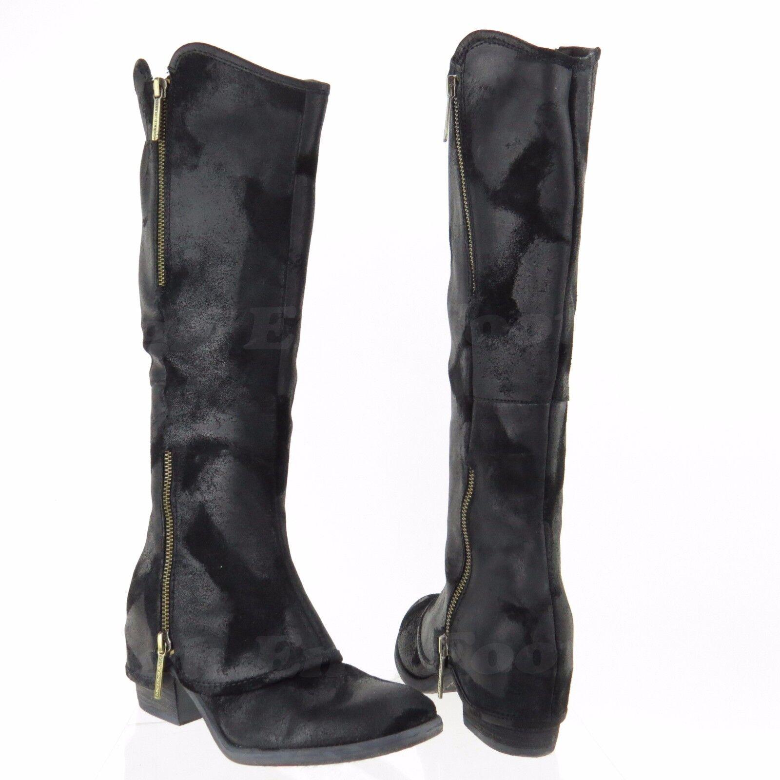 Donald Donald Donald J Pliner Devi 3 Mujer Zapatos Negro botas de estilo occidental Talla 5.5 m  428  hasta 60% de descuento
