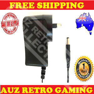 Sega-MegaDrive-1-Power-Supply-Adapter-Pack-MK1602-Mega-Drive-I