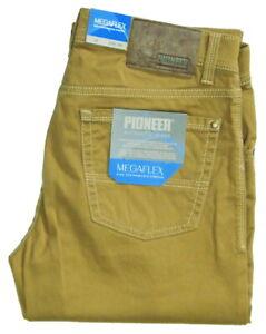 PIONEER-RANDO-W42-L32-MEGAFLEX-STRETCH-Jeans-Hellbraun-1680-717-3749-71-2-Wahl