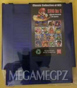 239 in 1 Multipack Cartridge Classic NES Collection (Nintendo NES) - USA SELLER