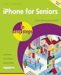 iPhone-for-Seniors-in-easy-steps-Covers-iPhone-6-and-iOS-8