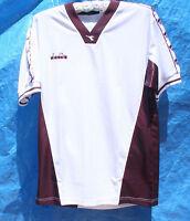 Diadora Parma Youth Jersey Soccer Futbol Shirt Sports Custom Mult Color Polo Sm