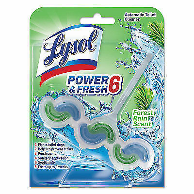 Lysol Power Amp Fresh Automatic Toilet Bowl Cleaner Forest