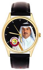 H.E. Sheikh Tamim Bin Hamad Al Thani Emir of Qatar Collector Edition Wrist Watch