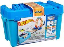 1 Spielzeugauto Neu Hot Wheels Track Builder Unlimited Premium-Kurven-Set inkl