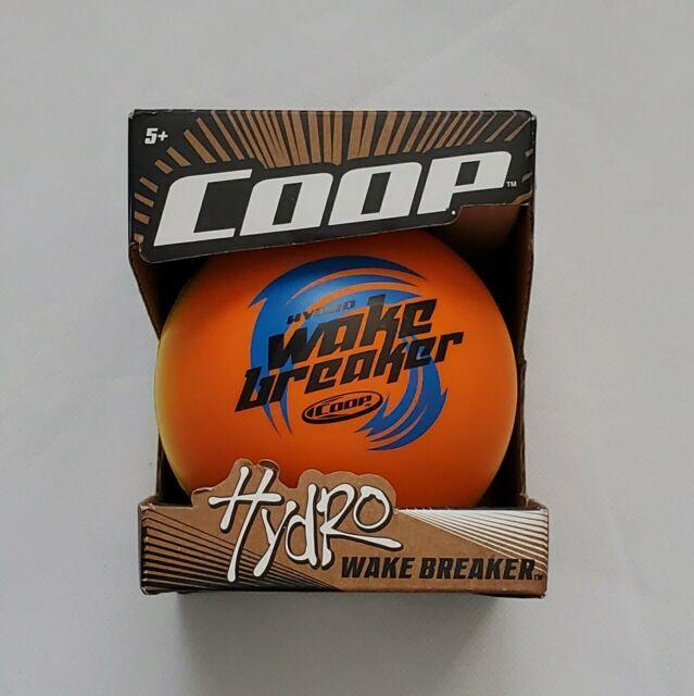 "COOP Hydro Wake Breaker 3.5"" Ball- Pool/Beach, Bounces On"