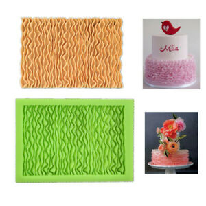 Edible-Wave-Curved-Silicone-Mold-Gum-Paste-Fondant-Mold-Cake-Ruffle-Border-Decor