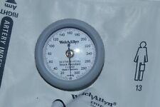 Welch Allyn Ds44 11 Durashock Sphygmomanometer Adult Size 11 Gauge And Cuff 2a