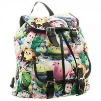 Disney Toy Story Sublimated Slouch Knapsack Backpack Buzz, Woody Licensed