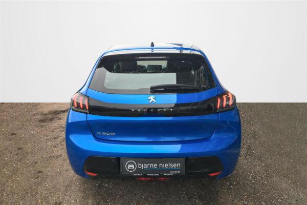 Peugeot e-208  Allure billede 4