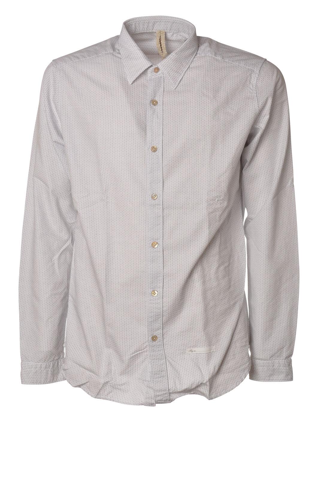 Dnl - Shirts-Shirt - Man - White - 5634509C192628