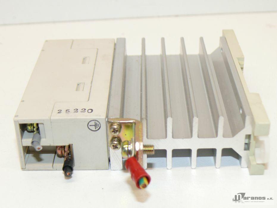 Siemens 3RF1411-0NC04 Halbleiterschutz 1Phasig 480V 63A