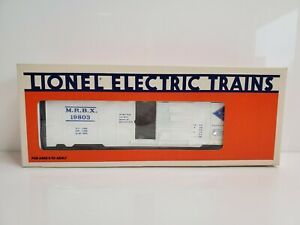 Vintage-Lionel-Trains-6-19803-MRBX-Reading-Operating-Ice-Car-White-1987-USA