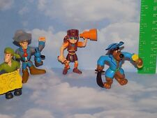 ~Scooby Doo~ Shiver Me Timbers Pirate Crew PVC set of 4 figures