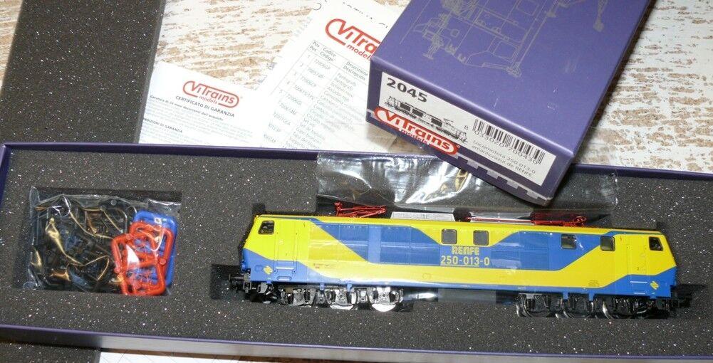 Hs Vitrains 2045 el-locomotora br 250.013-0 Renfe GS DCC DCC + Sound inutilizadas