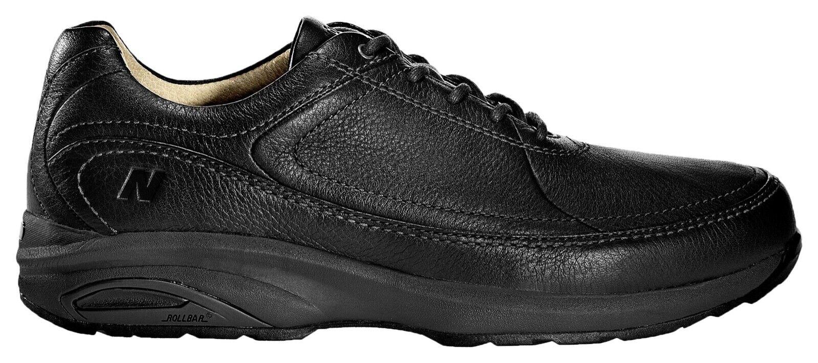 New Balance MW950BKL (Cuir Luxueux chaussures de Marche, Léger, Large Largeur)