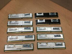 10GB-1GB-HP-MIXED-SERVER-RAM-STICKS-B-PC2-5300F-CL5-Server-FB-DIMM-TESTED-UK