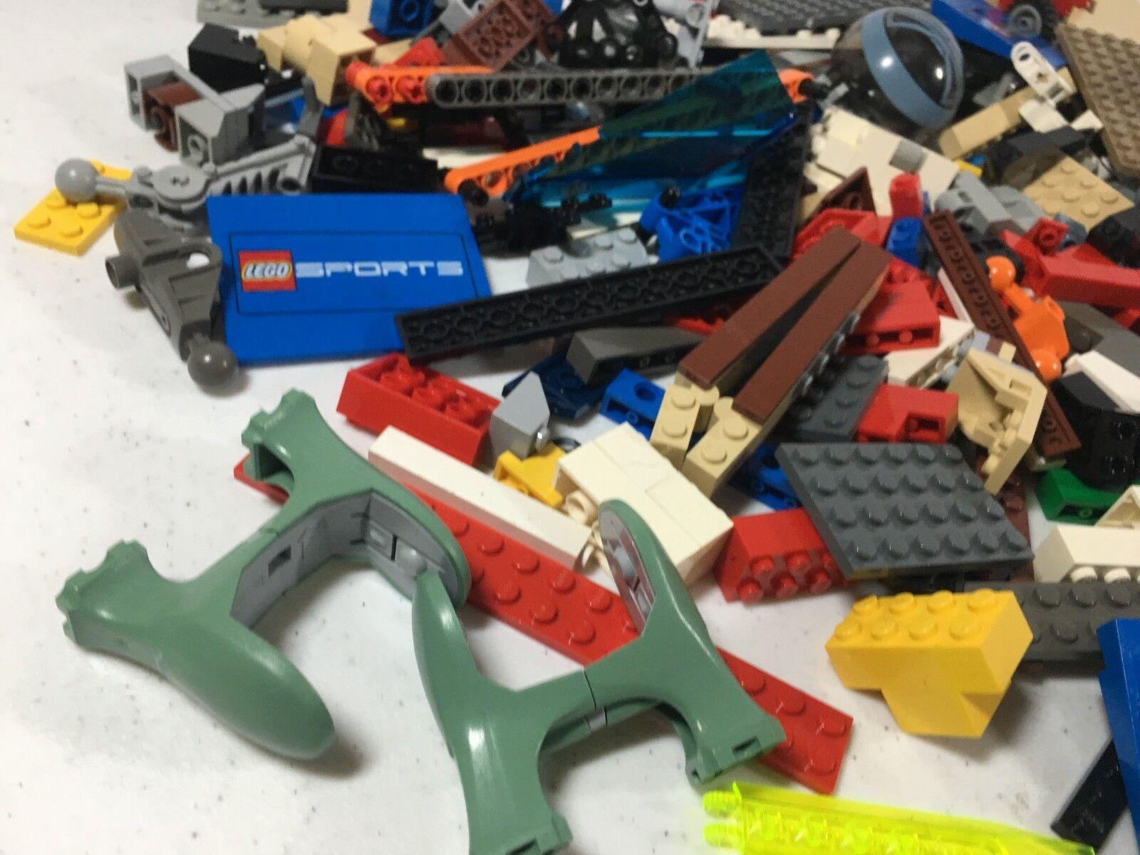 Lego Mixed Lot Lot Lot City Star Wars NBA Sports Various