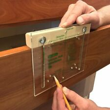 DRAWER PULL INSTALLATION JIG BY PEACHTREE WOODWORKING PW857