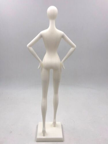 1//6 FR2 Fashion Royalty Integrity Doll size Mannequin for Dispaly Outfit #2