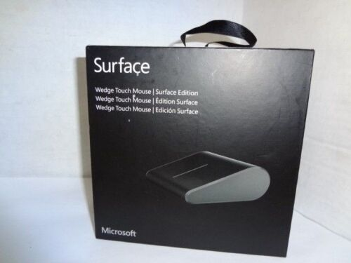 Microsoft Wedge Touch Bluetooth Wireless Mouse Surface Edition