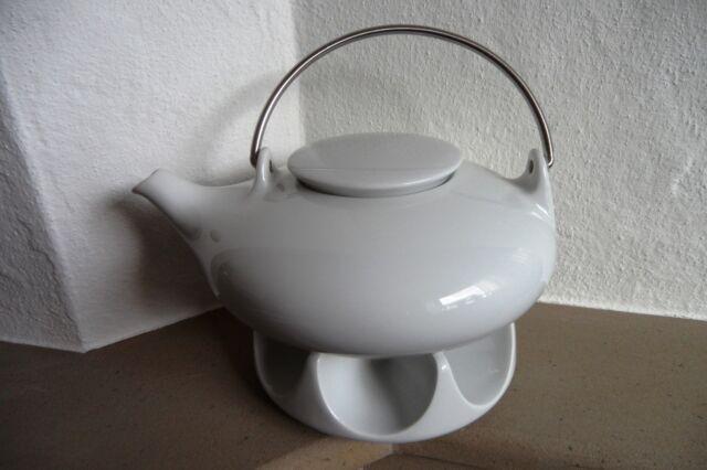 Arzberg Porzellan Teaworld Tunis weiss Teekanne