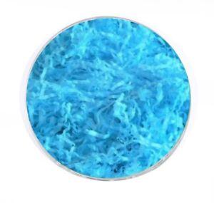 200-Grammes-Bleu-Ciel-Panier-Shred-Emballage-Doux-Dechiquete-Papier-Tissu