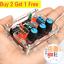 thumbnail 1 - XR2206 Function Signal Generator Sine Output 1HZ-1MHZ Case DIY