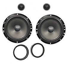 16,5 cm Lautsprecher System für Seat, Skoda u VW incl. passender Einbauhalterung