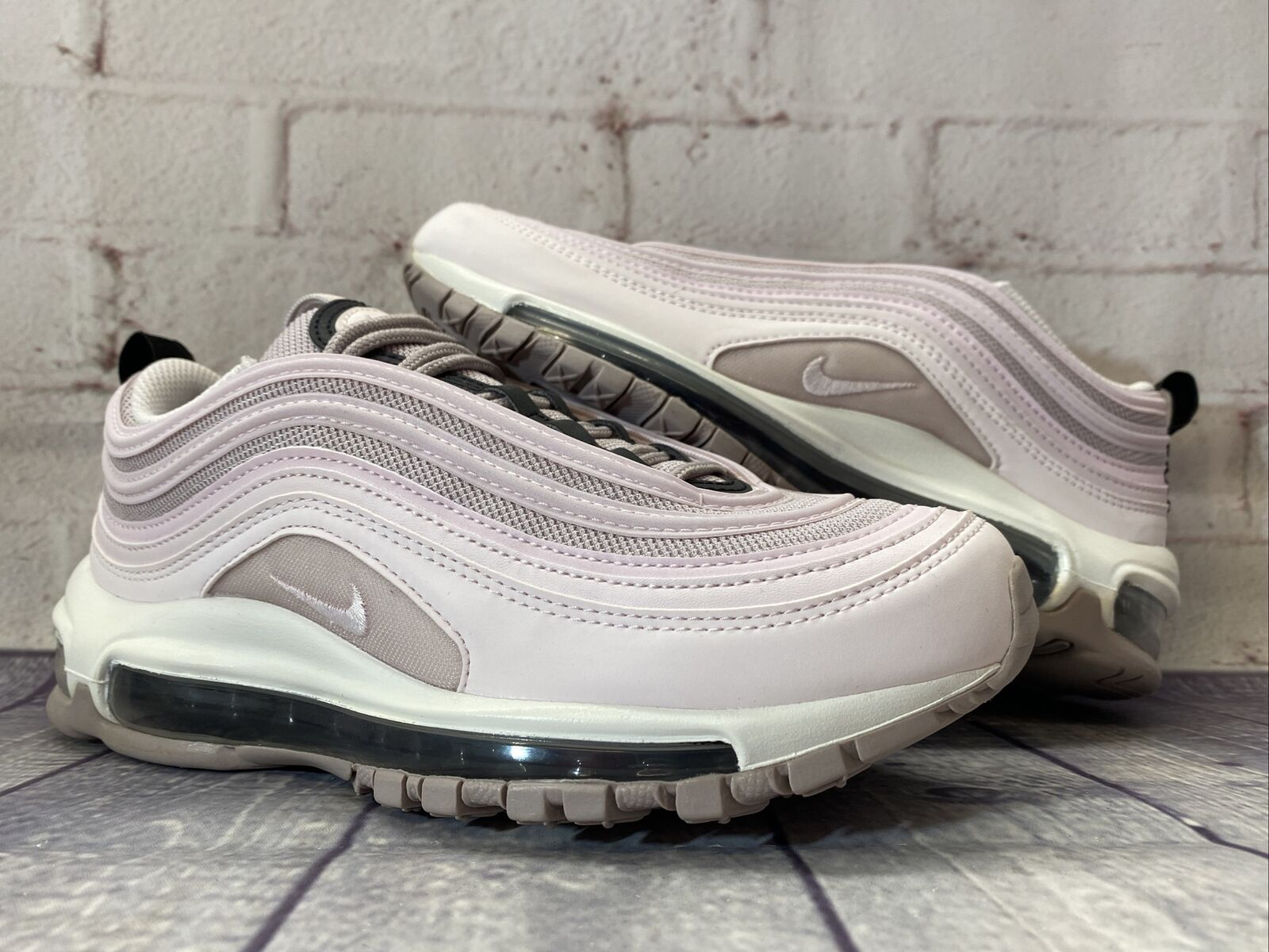 Size 7 - Nike Air Max 97 Pale Pink 2019 for sale online | eBay