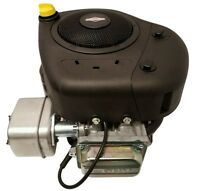 21r807-0065 Briggs Stratton Engine 12.5hp Vertical Shaft Engine Muffler Incl.