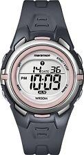 Timex T5K360, Women's Marathon Resin Watch, Indiglo, Alarm, Stopwatch, T5K360