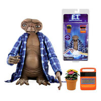 5 E.t Figure Telepathic The Extra-terrestrial Et Alien Neca Movie Series 2 2012