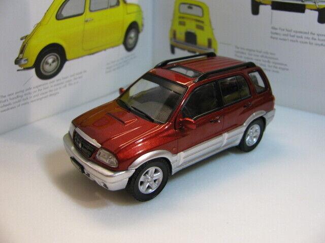 1 43 Suzuki Grand Vitara (2001) Diecast
