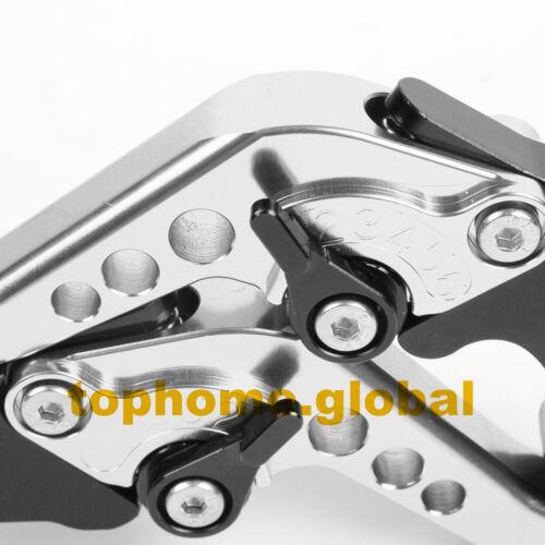 For Yamaha SUPERTENERE XT1200ZE 2012-2018 Clutch Brake Lever CNC Short//Long 2017