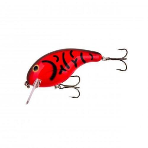 Bandit Rackit 2 3//4 inch Medium Diving Squarebill Crankbait Bass Fishing Lure