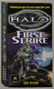 NYLUND-HALO-3-OPERATION-FIRST-STRIKE-VERSION-ANGLAISE