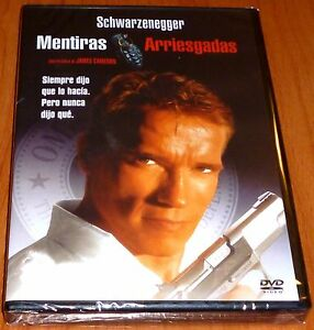 MENTIRAS-ARRIESGADAS-TRUE-LIES-Arnold-Schwarzenegger-Precintada