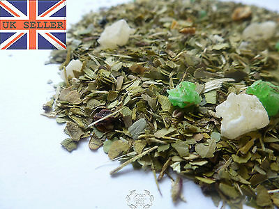 Yerba Mate Lime & Pineapple Weight Loss Herbal Tea  Loose Leaf 25g - 1000g