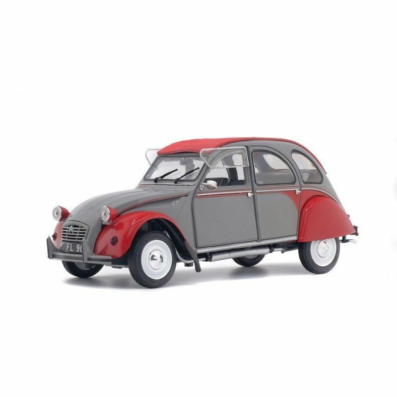 Solido Solido Solido  421184230  CITROEN 2CV6 DOLLY 1 18 3cb81b