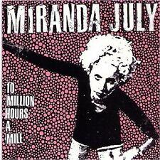 Miranda July - 10 Million Hours a Mile [New CD] Reissue